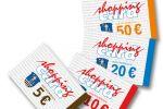 Ein Dauerbrenner: Die Shopping-Card